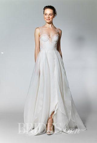Fall 2015 Wedding Dress Trends   Wedding Dresses Style   Brides.com ...