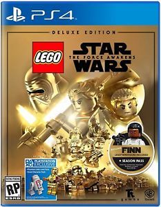 Playstation 4 Ps4 Game Lego Star Wars The Force Awakens Deluxe Edition New The Rise Of Skywalker Debuts At Star Wars Celebration The First Order And The Re