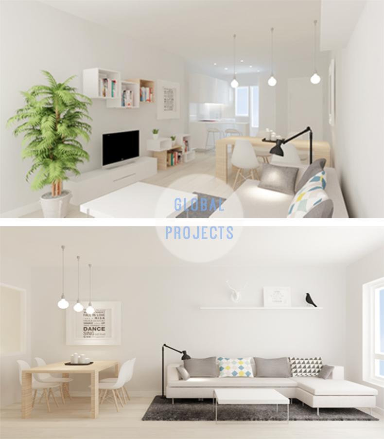 El antes y despu s de mi casa salas de estar pinterest for Como decorar mi apartamento
