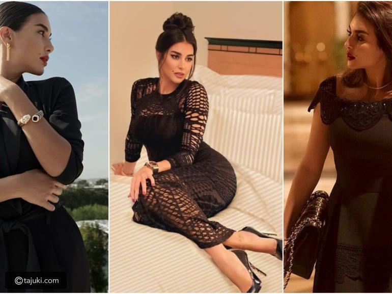 تسريحات ناعمة ل عيد الفطر على طريقة ياسمين صبري تاجك Bodycon Dress Fashion Dresses