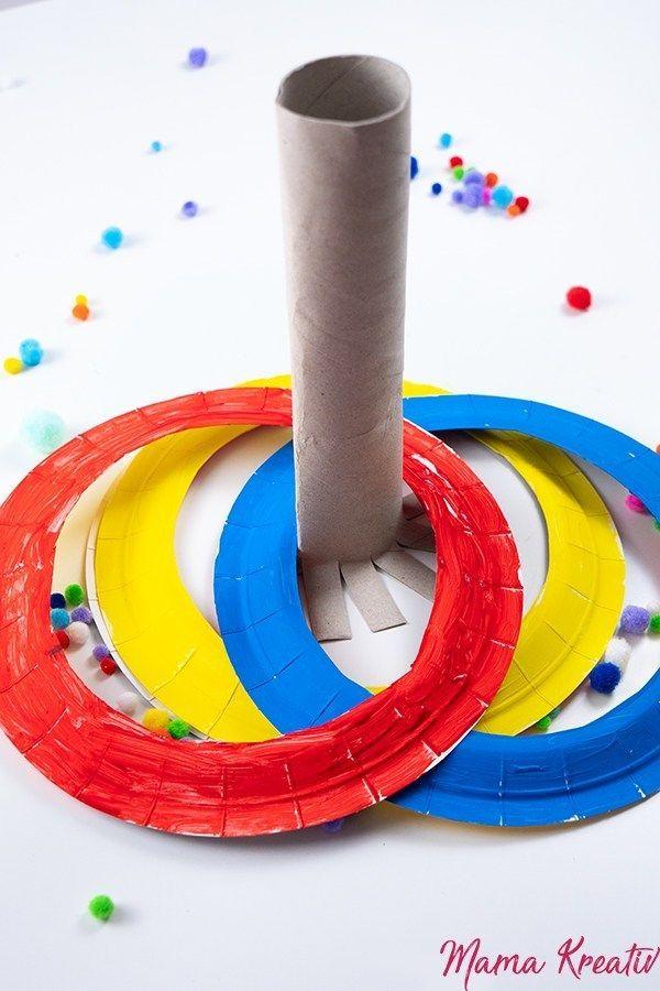Fasching: basteln und spielen mit Kindern – 7 geniale Ideen