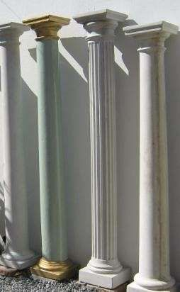Columnas Decorativas Yeso Y Cemento Columnas Interiores Columnas Columnas Griegas