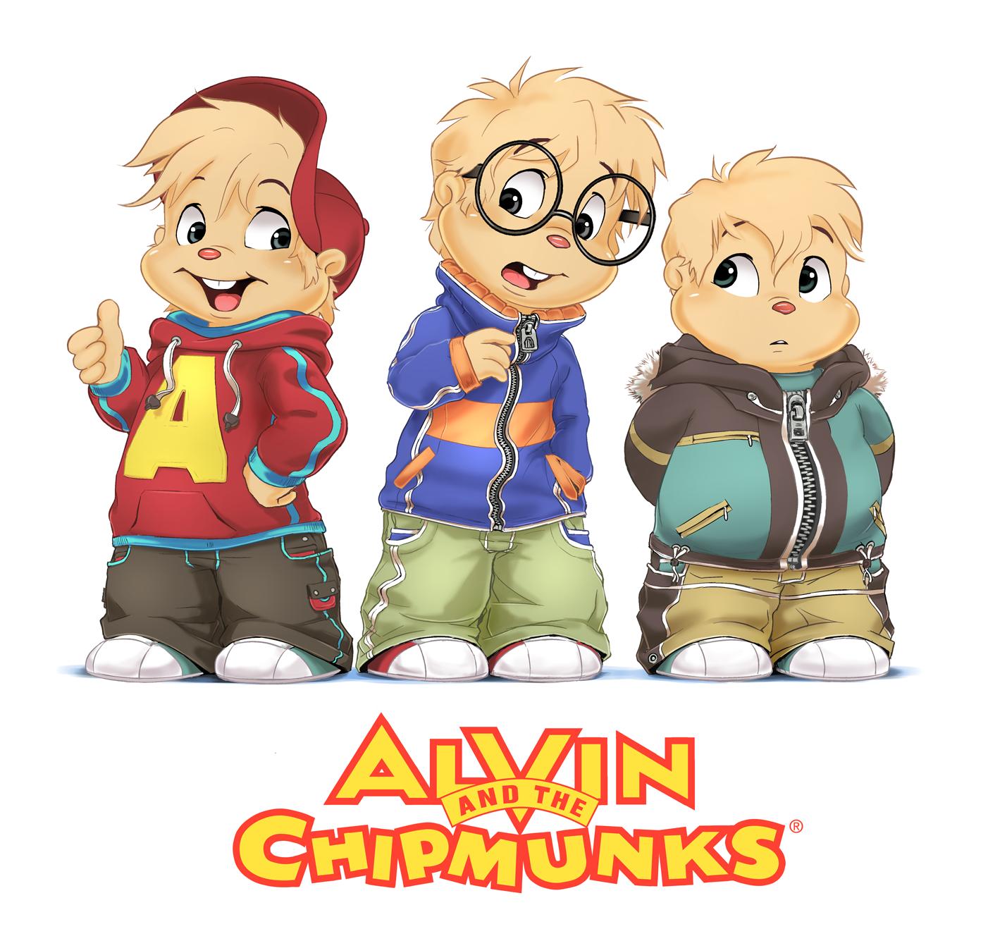 Cold Weather Chipmunks By Duiker On Deviantart Chipmunks Alvin And The Chipmunks Cartoon