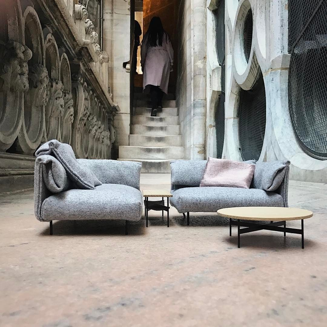 Salone Del Mobile Milano A City Tour In Miniature With Our New Alma Living Room Inspiration Luxury Furniture Furniture