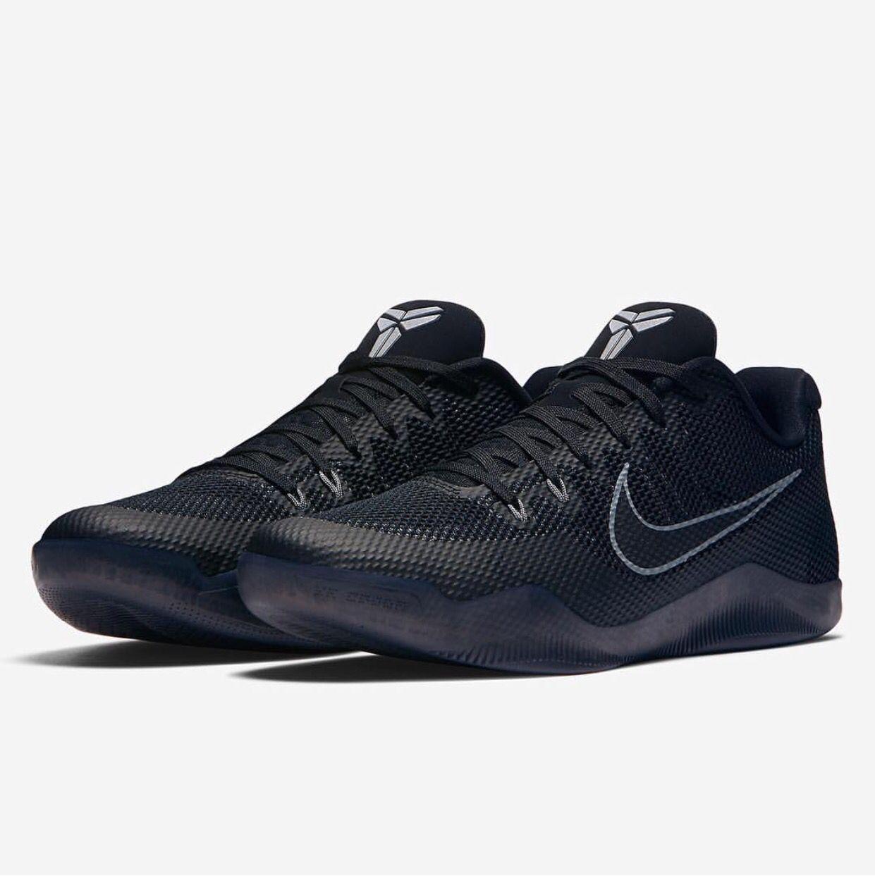 uk availability d97d1 6060d Nike Kobe 11 - Black Mamba Colorway
