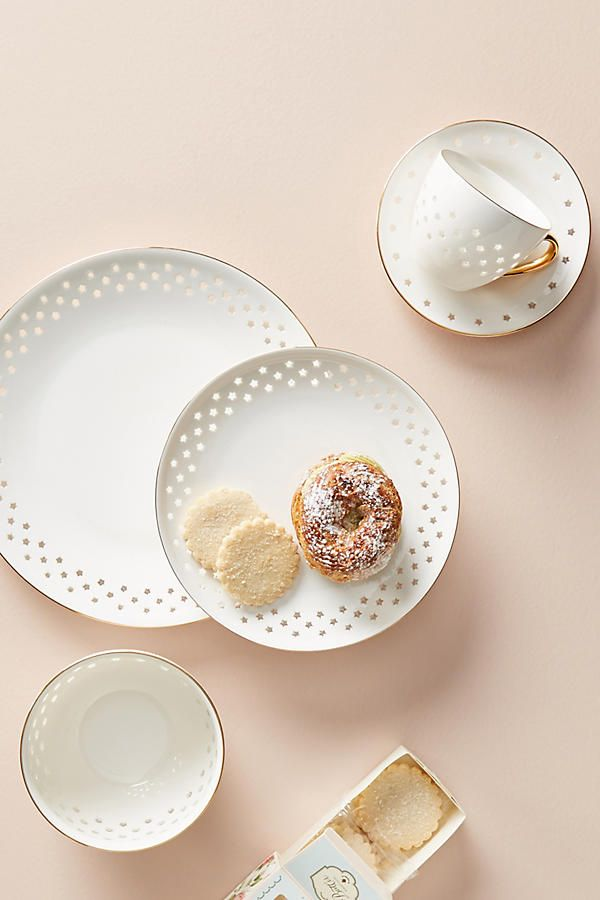 Estrella Cup & Saucer | White dinner plates, Kitchen stuff and ...