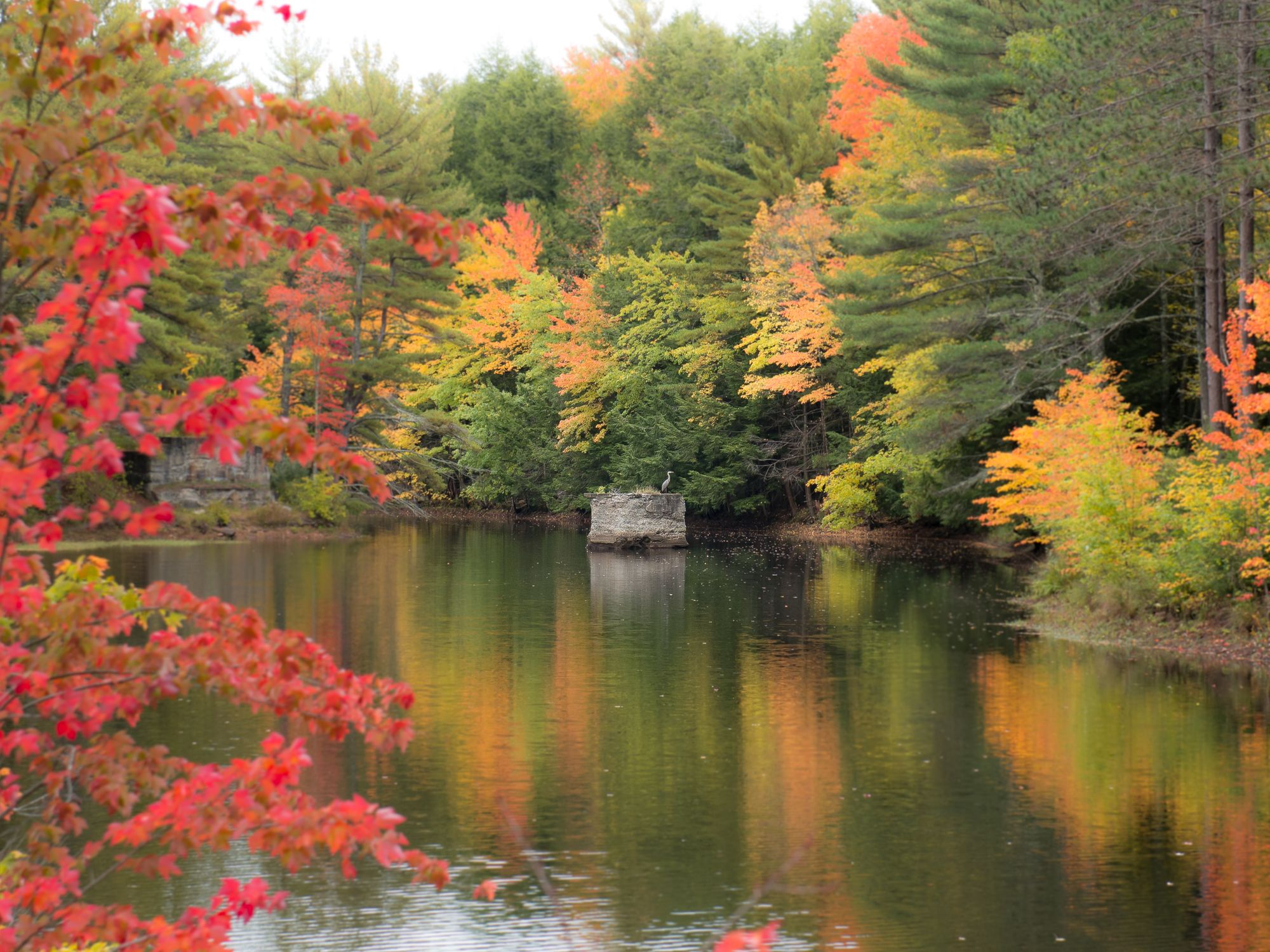 This Just Might be The Perfect Place to Relax and Unwind in #CentralMA 's Natural Beauty.