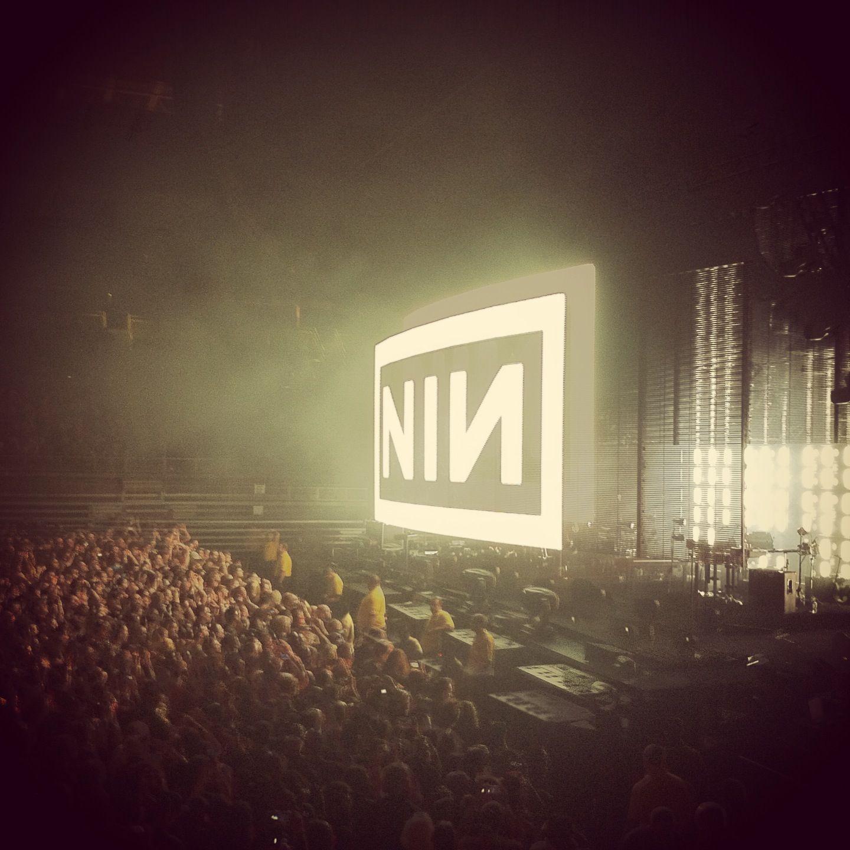 Nine Inch Nails TENSION TOUR 3013 | Nine Inch Nails | Pinterest ...