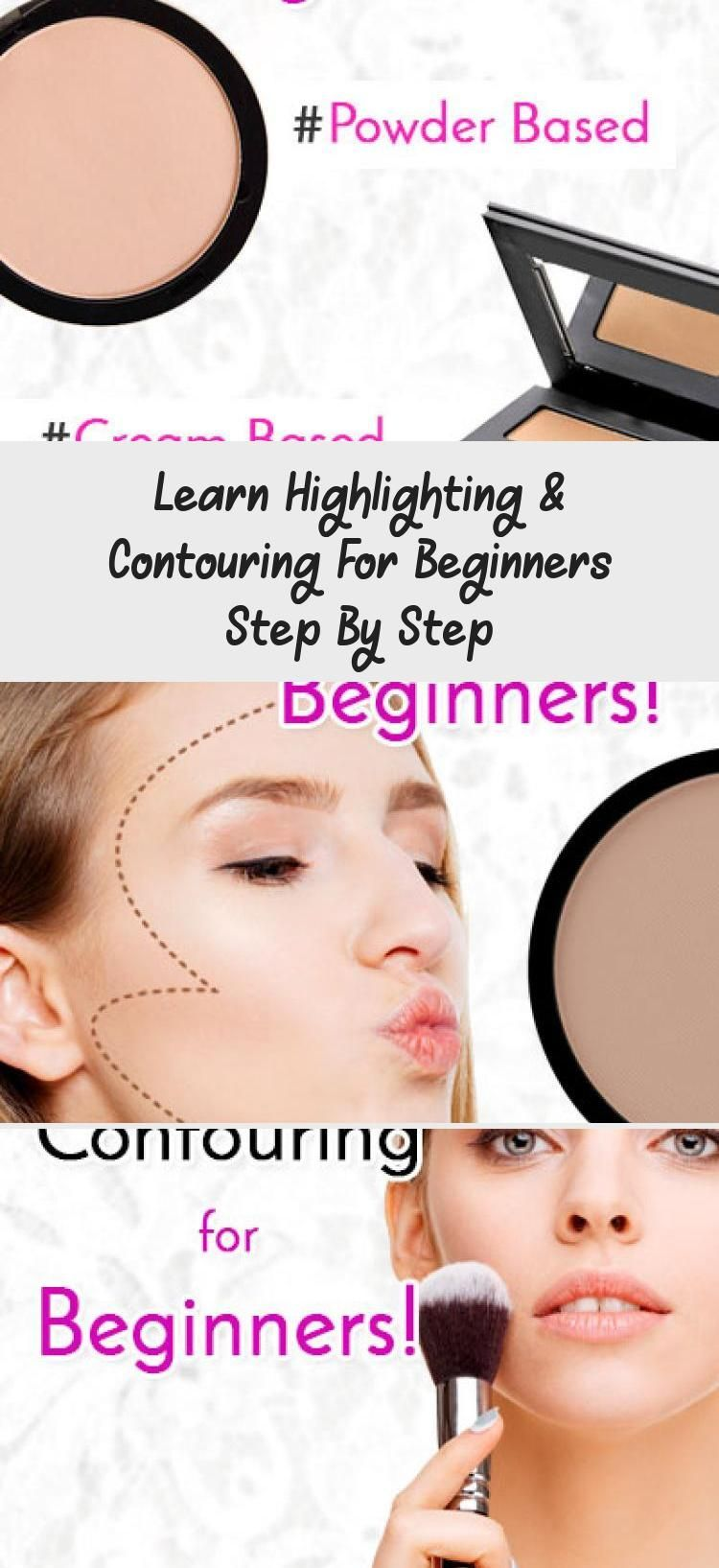 Photo of Learn Highlighting & Contouring For Beginners Step By Step… – Pinokyo –  Highl…