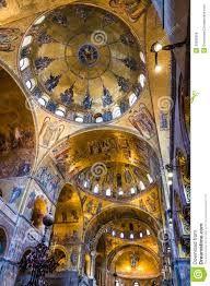 「san marco basilica interior」の画像検索結果