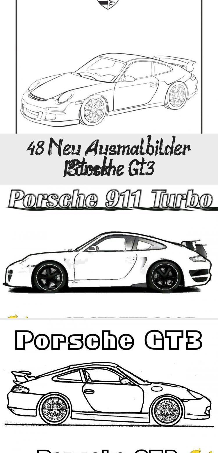 11 Neu Ausmalbilder Porsche Gt11 Stock - Technology in 11