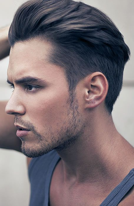 Pin On 30 Pompadour Hairstyles
