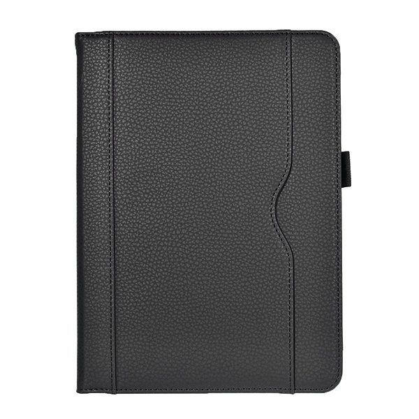 Muti-angle Folio PU Leather Handheld Smart Case Cover for 9.7 Inch Samsung Galaxy Tab S3 Tablet