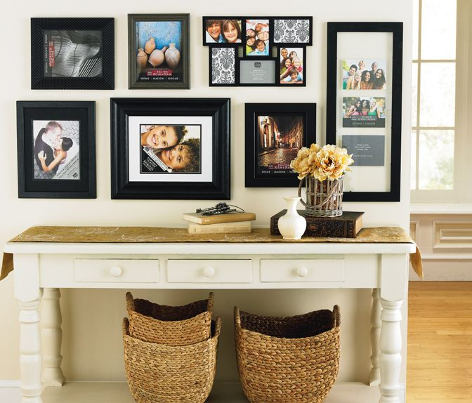 Update Your Walls With Frames