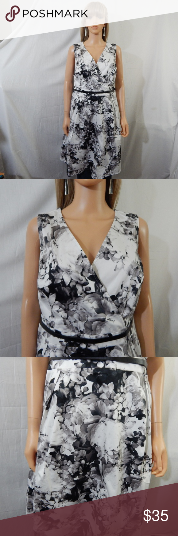 4dc9c2a71e0 Spotted while shopping on Poshmark  NWT Women Lane Bryant Size 18 Floral  Dress NEW!  poshmark  fashion  shopping  style  Lane Bryant  Dresses    Skirts