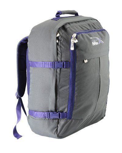 2c1673774c Cabin Max Metz Backpack Flight Approved Carry on Bag - 22x16x8