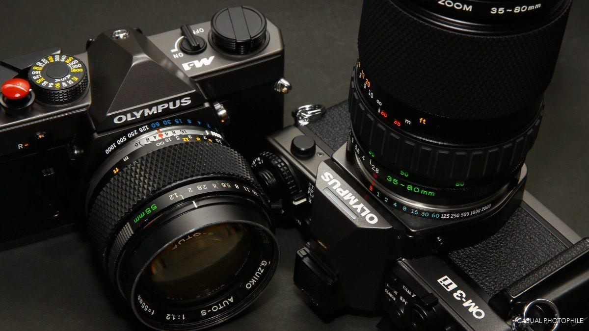 Olympus Om 1 Review 9 Of 12 Olympus Camera Classic Camera Camera