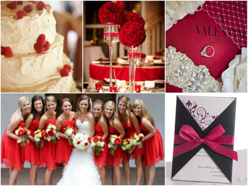 mariage rouge