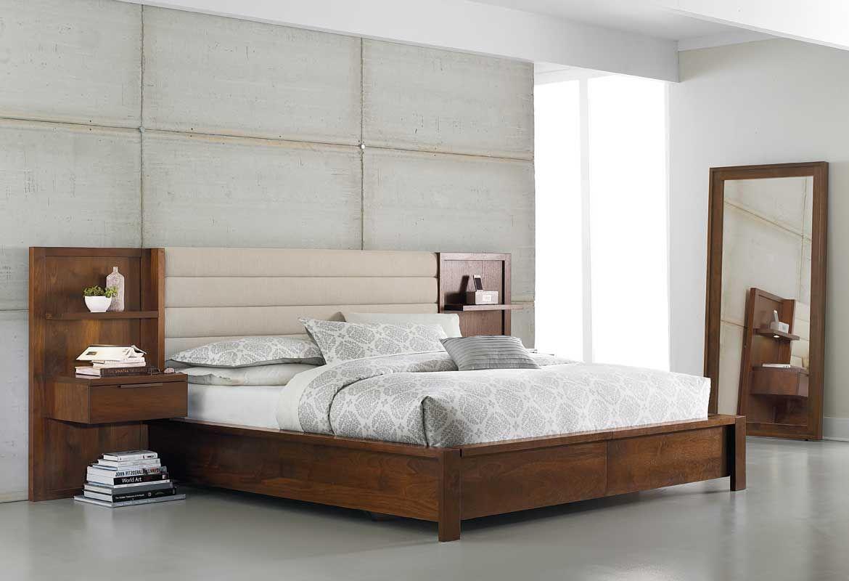 Best Almira Fine Furniture Phase Bedroom In Solid Walnut 400 x 300