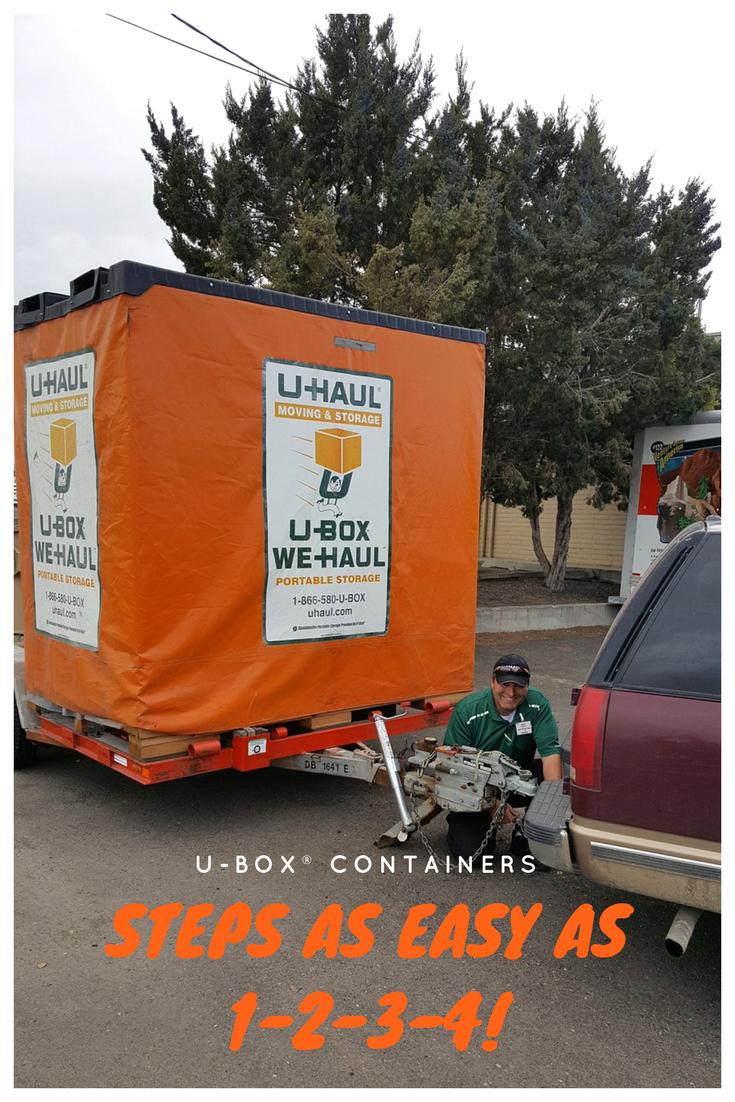 U haul moving and storage