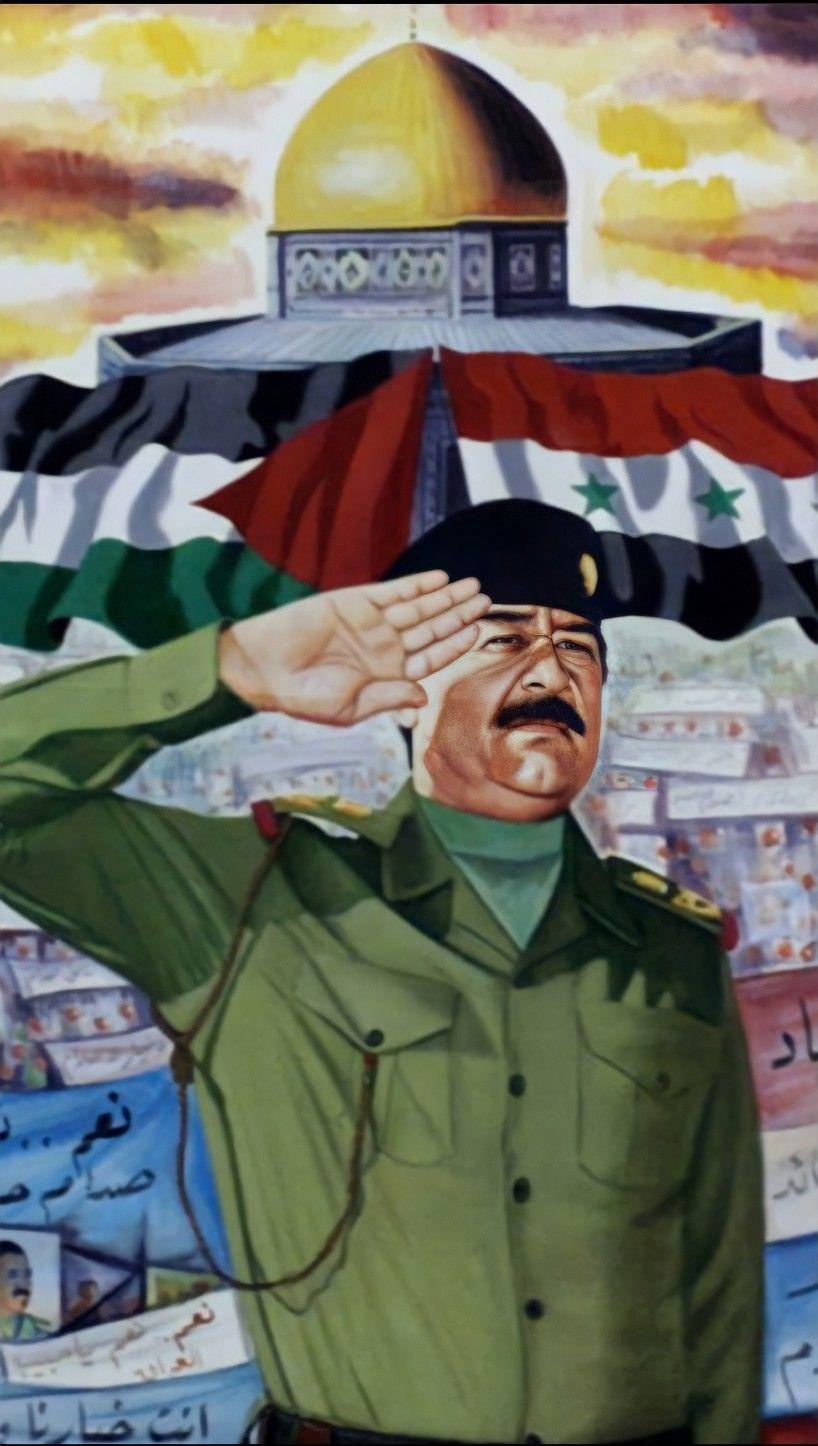 Pin By روائع الصور On صور صدام حسين عالية الوضوح In 2021 Saddam Hussein Iraq