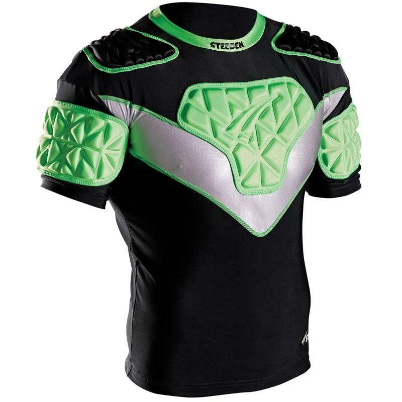 Steeden Viper Football Shoulder Pads AfterPay & ZipPay