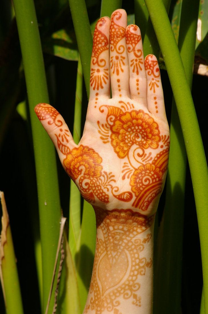 ~shaded Arabic henna tattoo~ by Emeraldserpenthenna on DeviantArt