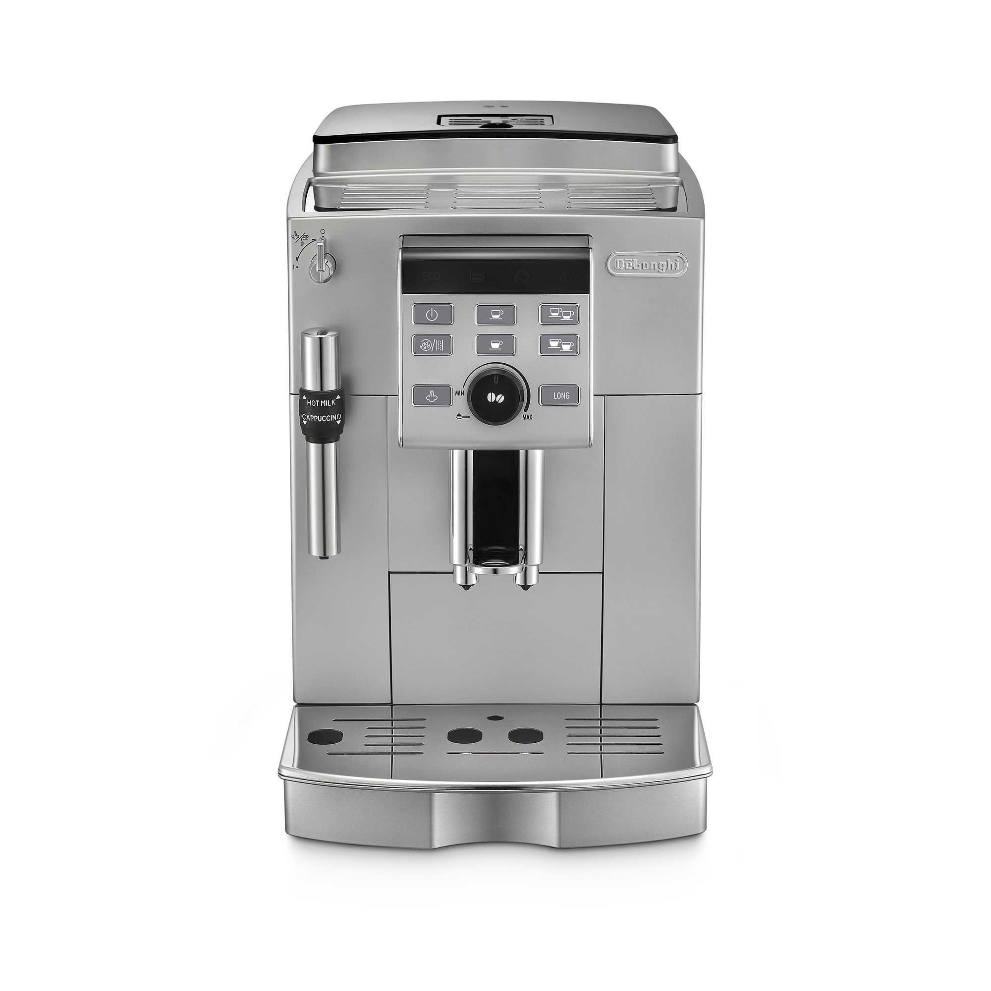 De'Longhi ECAM23120SB 60 Oz. Semi-Automatic Espresso