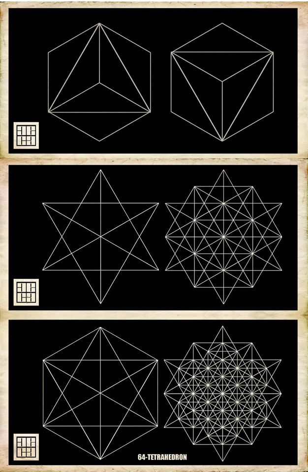 64 tetrahedron - construction https://www.facebook.com/pages/decah/284983691617747?fref=ts