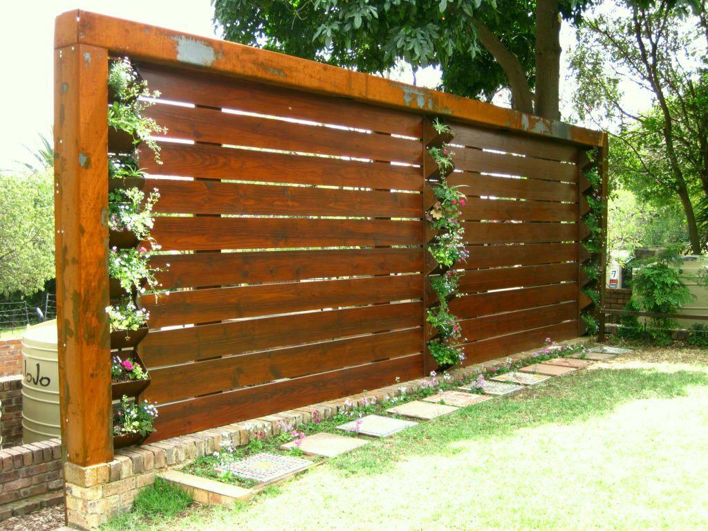 12 Smart Garden Fence Ideas ม ร ปภาพ