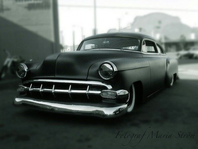 Jesse James 54 Chevy West Coast Choppers Chevy Trucks