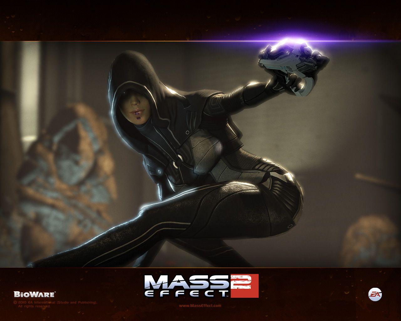 Mass Effect 2 - Kasumi Goto by SomethingGerman on DeviantArt