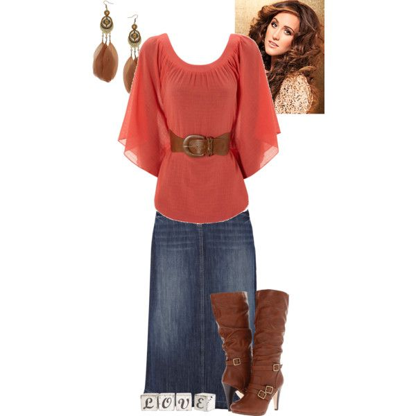 A fashion look from February 2013 featuring Jane Norman blouses, Oasis skirts и Madden Girl boots. Browse and shop related looks.