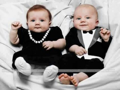 Image result for twins babies boy and girl