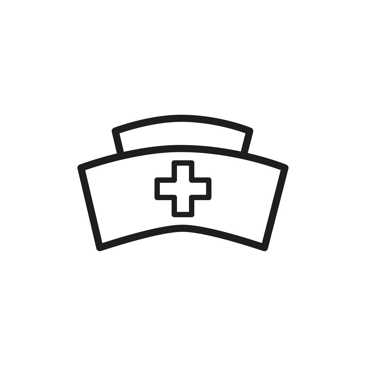 How To Make A Vintage Nurse Hat 8 Steps Ehow Nursing Nursing Day Hiasan Kepala