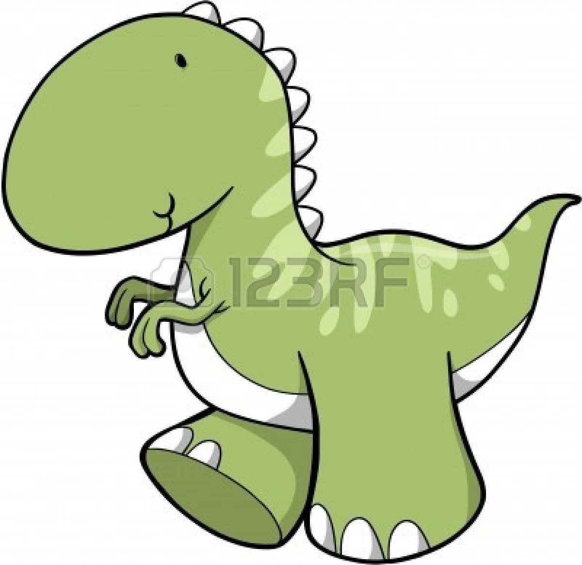 cute green dinosaur vector clipart panda free clipart images rh pinterest co uk