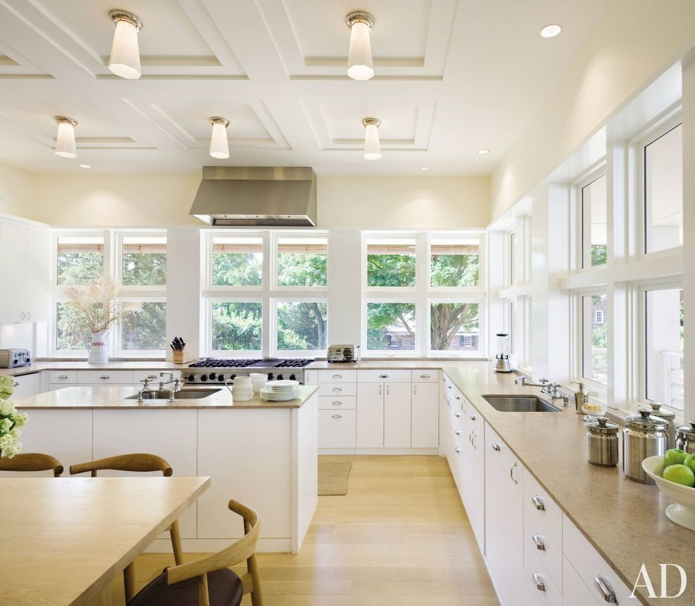 Contemporary Kitchen by Victoria Hagan Interiors and Michael Graves ...