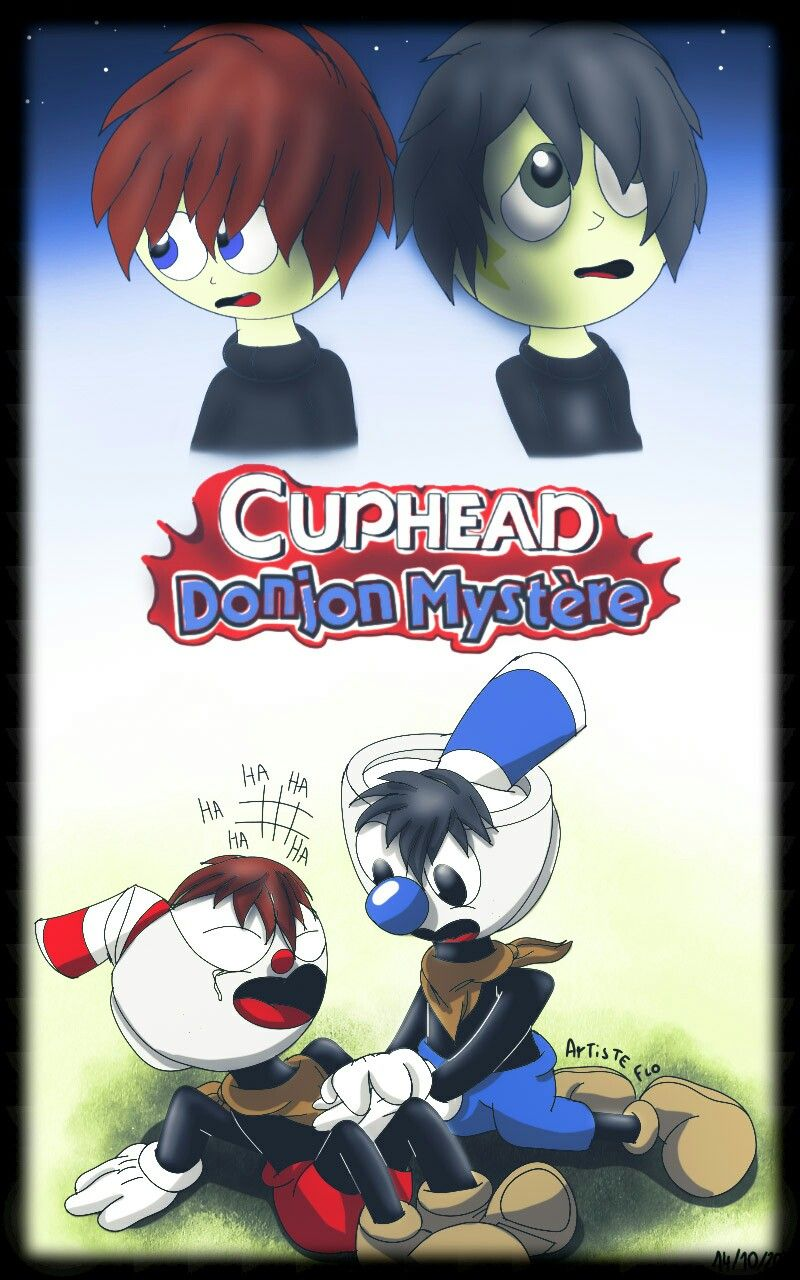 Cuphead mystery dungeon Album Deviantart (With images) Art