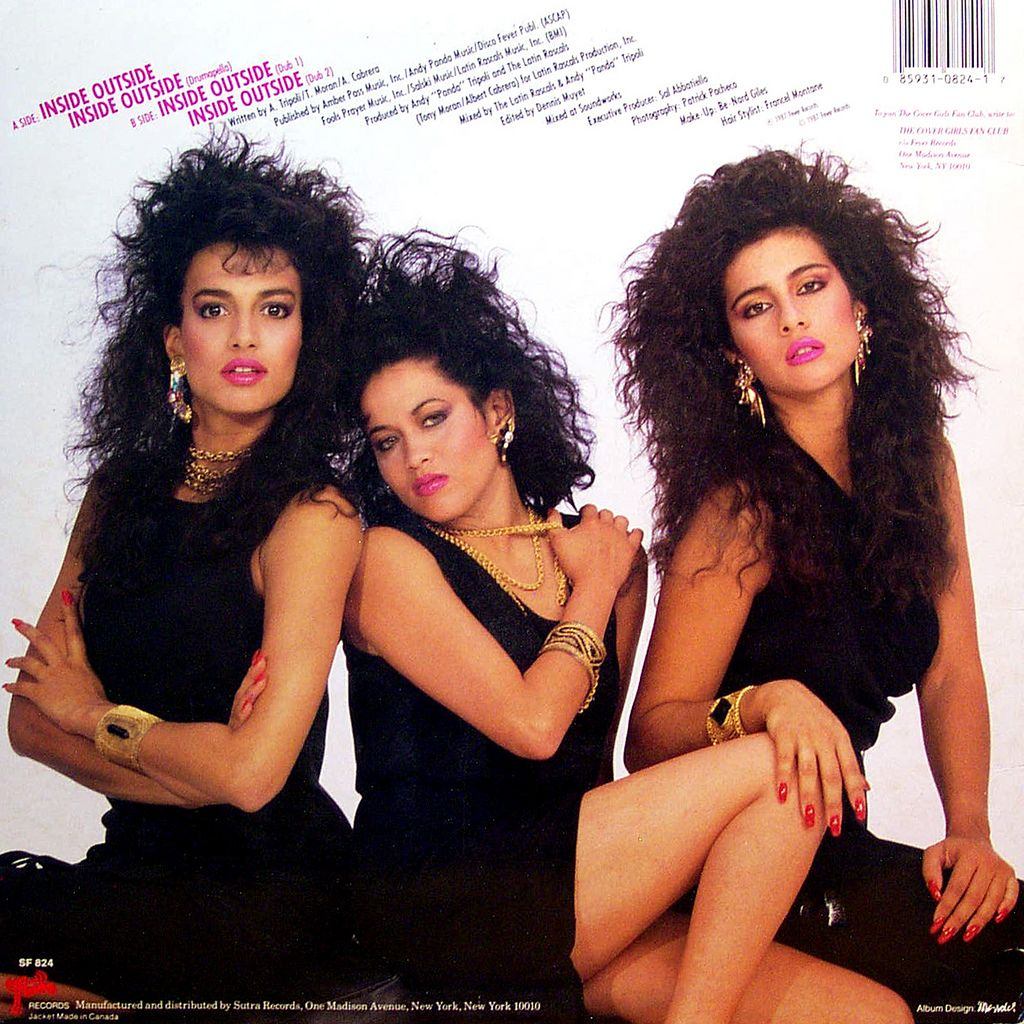 The Cover Girls American and Canadian 80's Hi Nrg