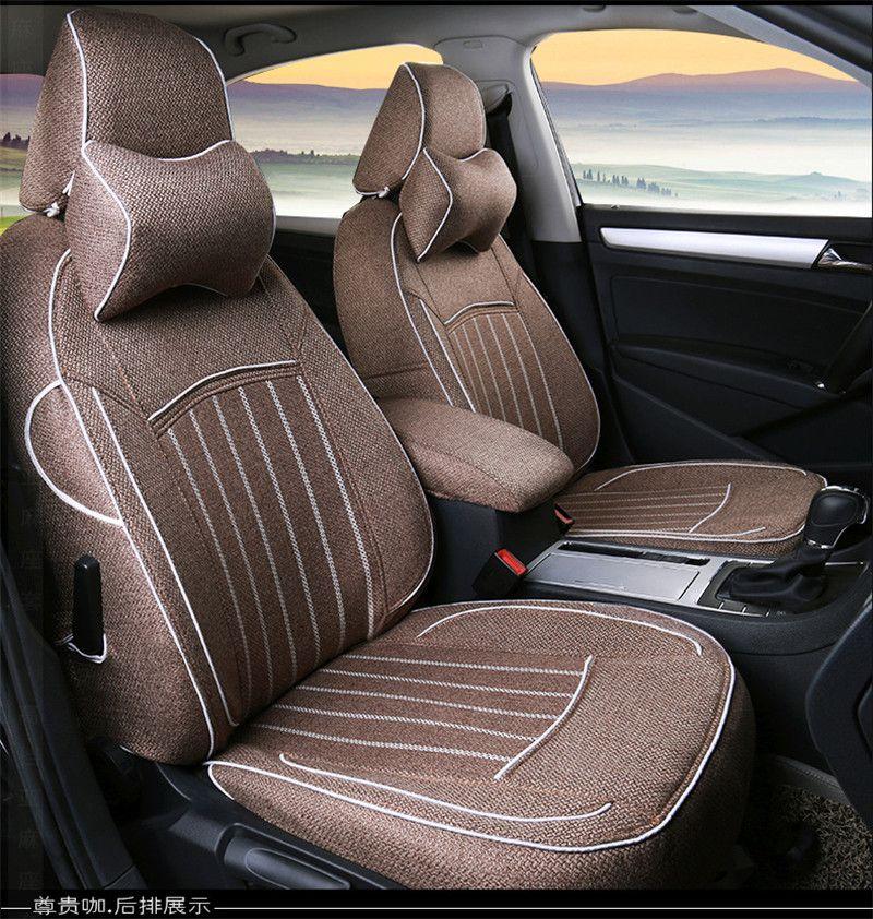 Custom Fit Seasons General Full Surround Breathable flax