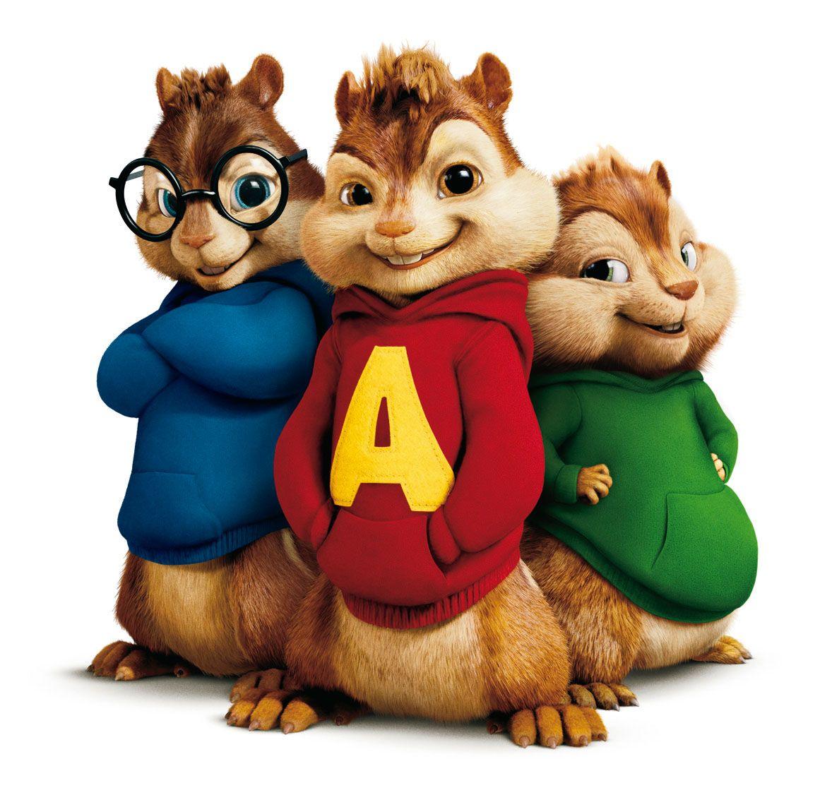 Ross Bagdasarian S Alvin And The Chipmunks Com Imagens Alvin