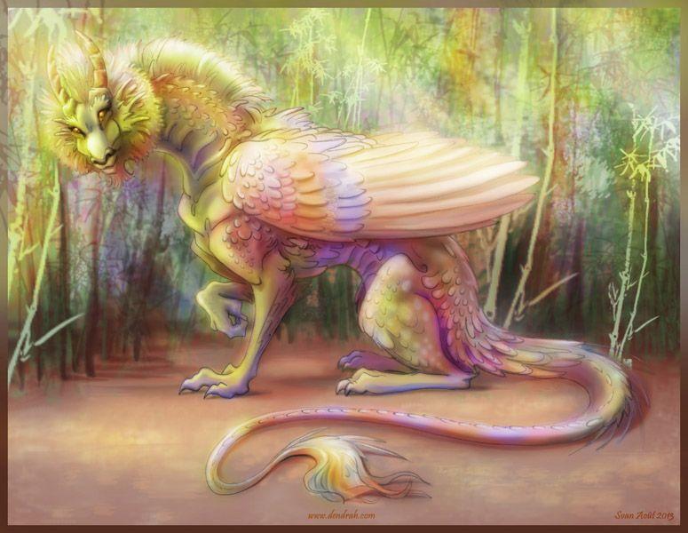 Dragons et Griffons