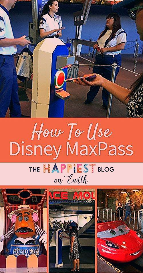 Photo of Simple Guide to Disneyland MaxPass   The Happiest Blog on Earth