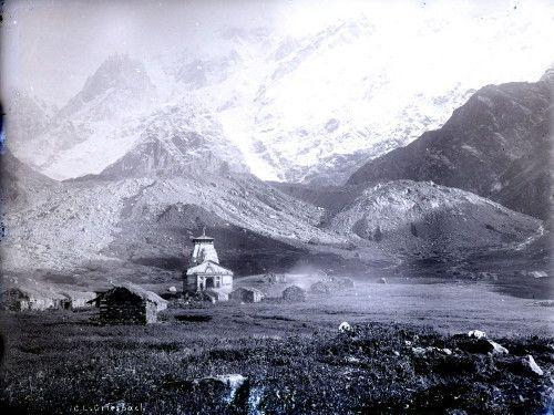 Bade tempel och moske i ayodhya