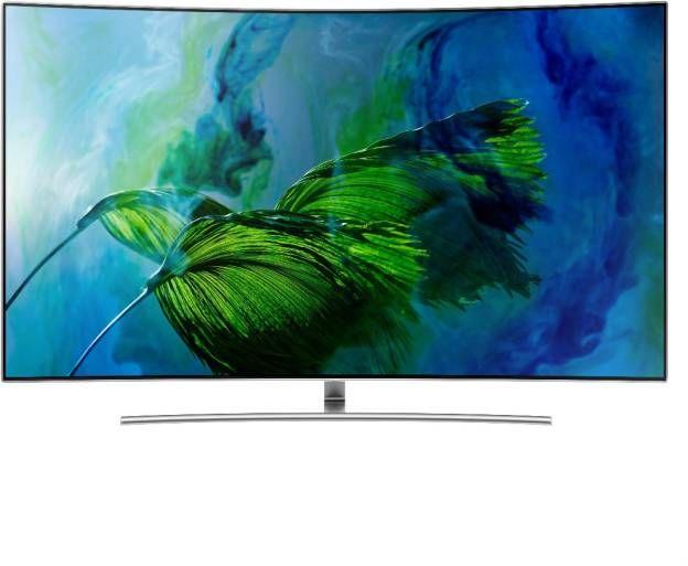 8160e64d203f Samsung 55Q8C Q Series 55 Inch Ultra HD 4K Curved Smart QLED TV ...