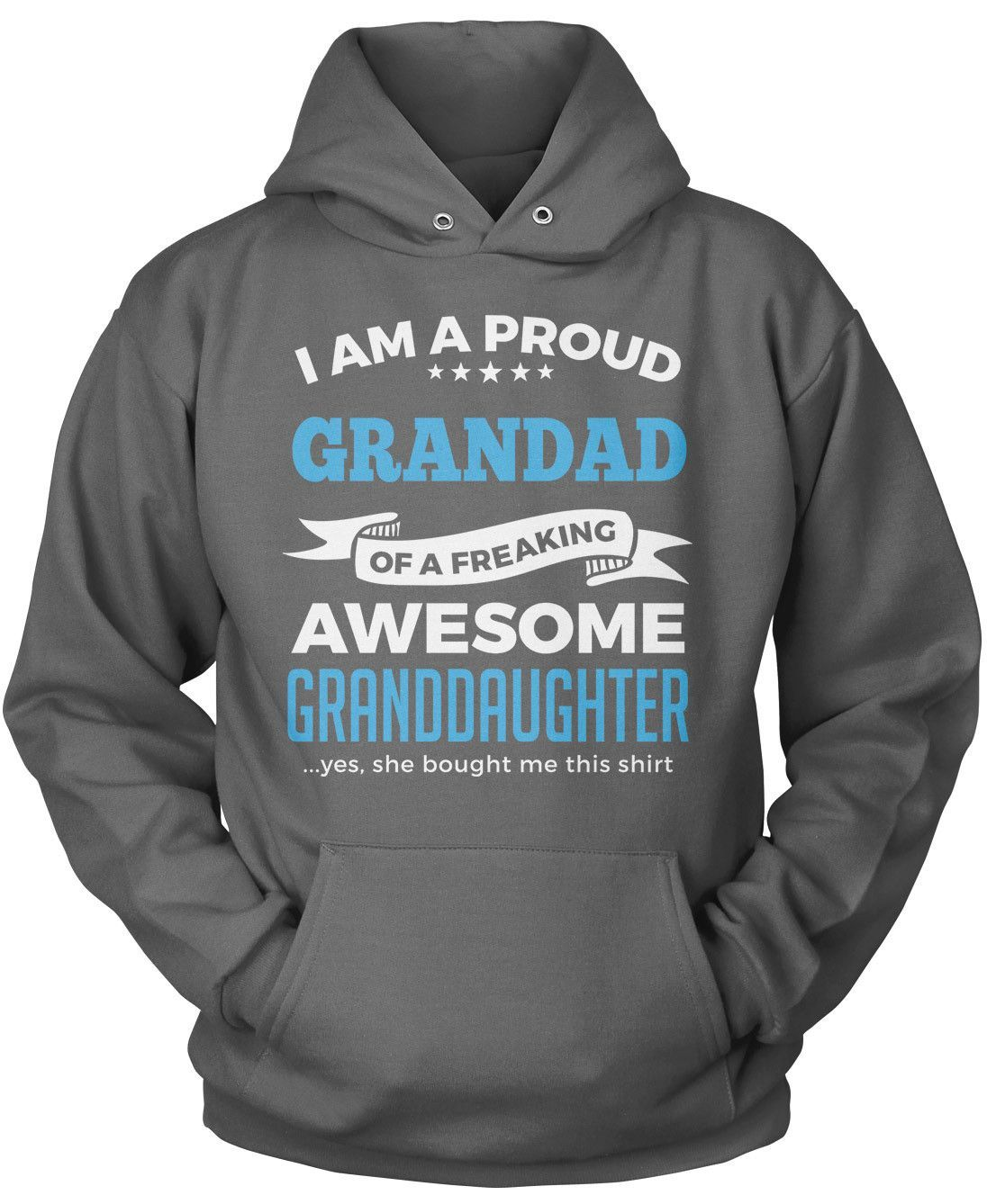 Proud Grandad of An Awesome Granddaughter