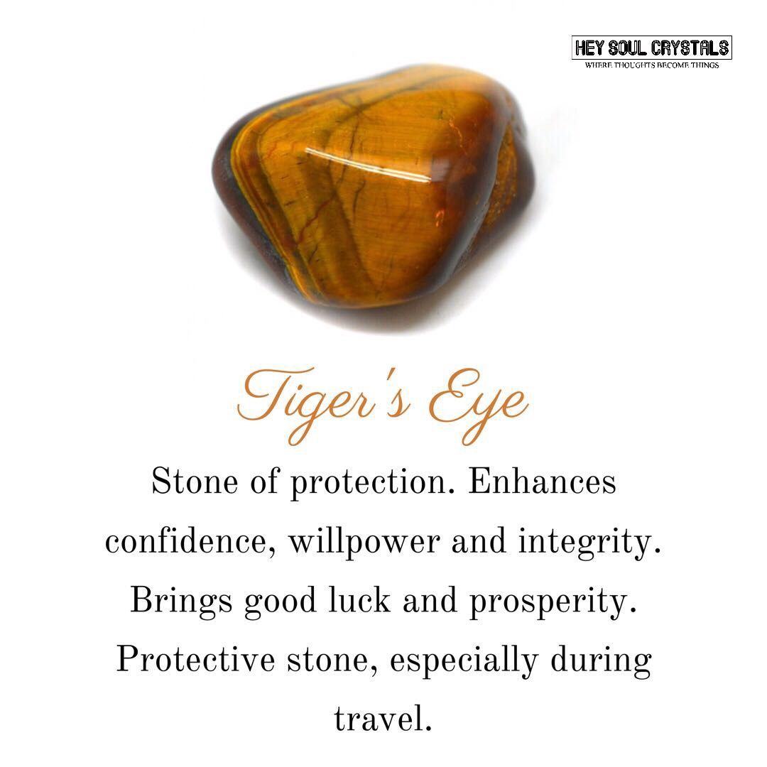 Tiger Eye Stone Effects Crystals Crystal Meanings