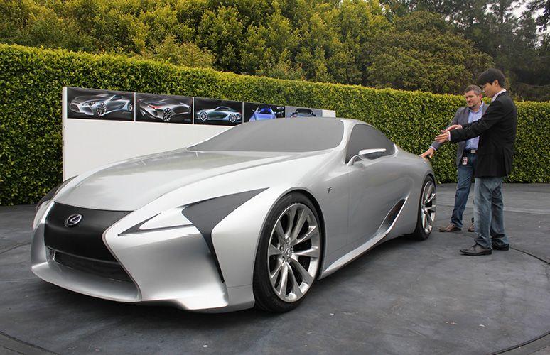 The New Lexus Concept Car!