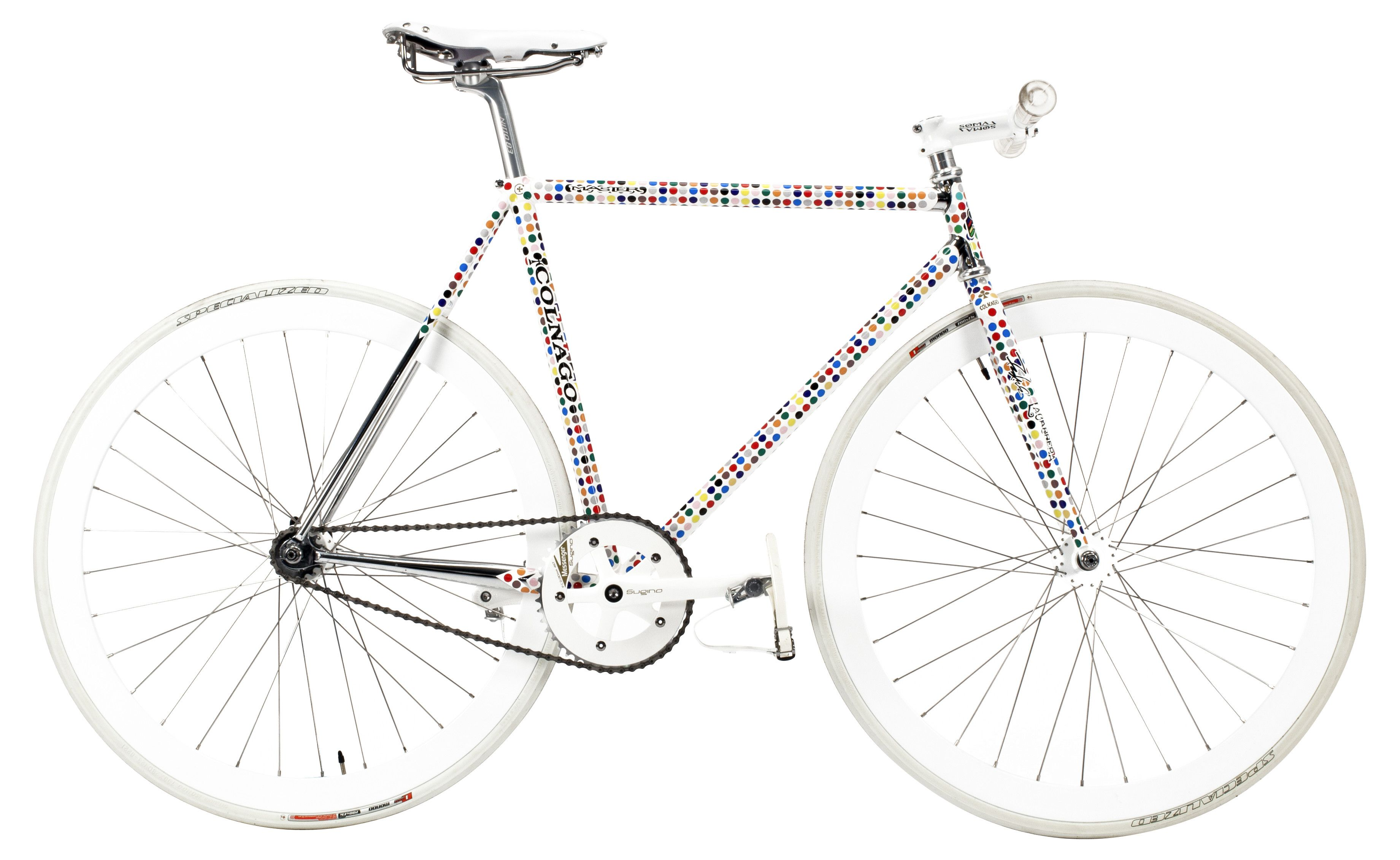 Master Pista, La Carrera, Futura 2000 by Colnago and La Carrera on ...