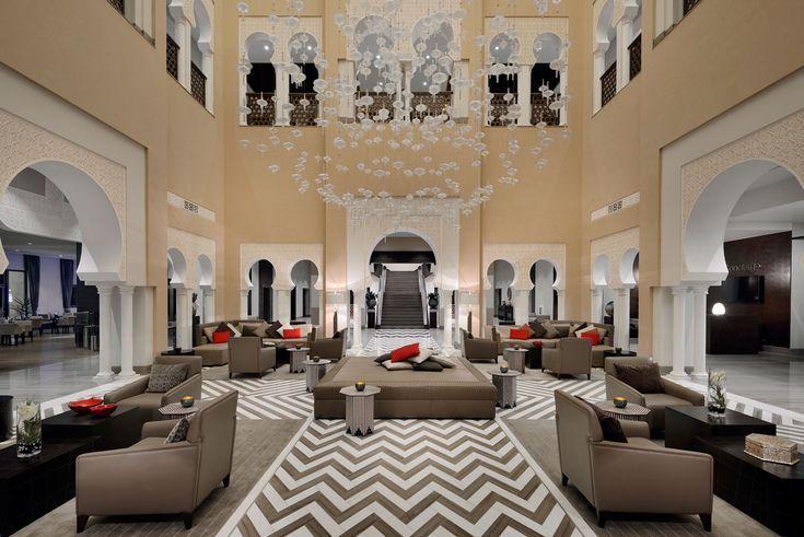 Photo of L 'Hotel Marriott Constantine ***** illuminato da B Light | FYHWL